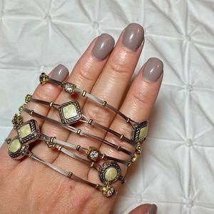 Cute Stackable Bracelets